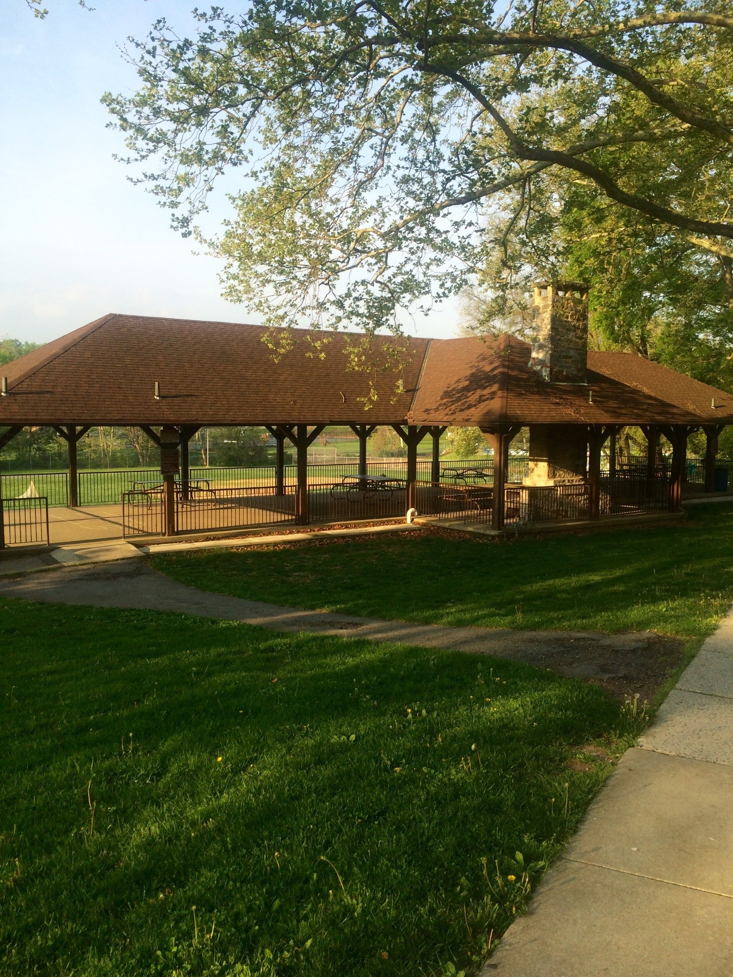 Recreation Facilities - Pavilion