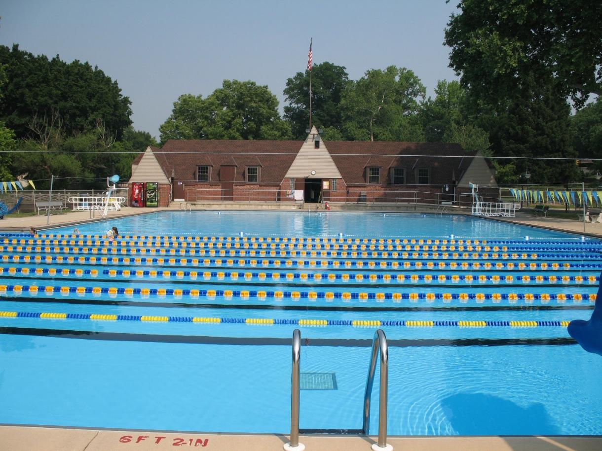 West Reading Pool