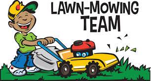 Mowing Volunteer