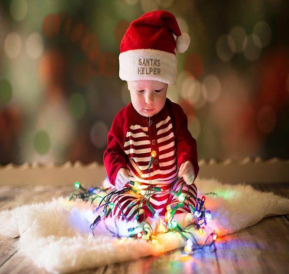 Christmas Lights - Kids