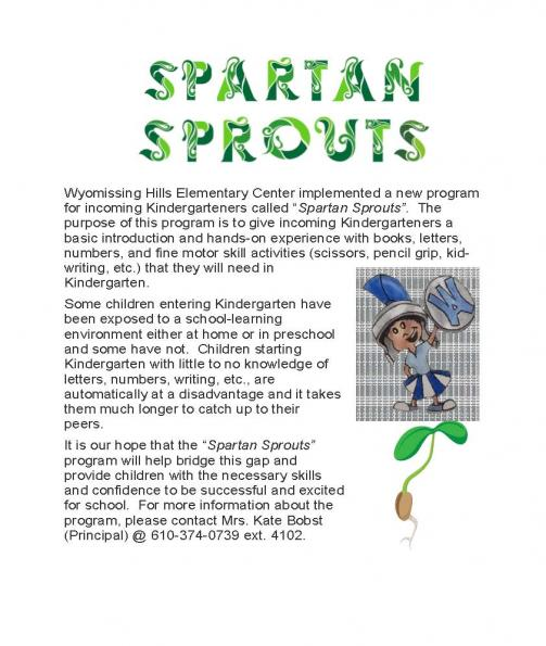 Spartan Sprouts